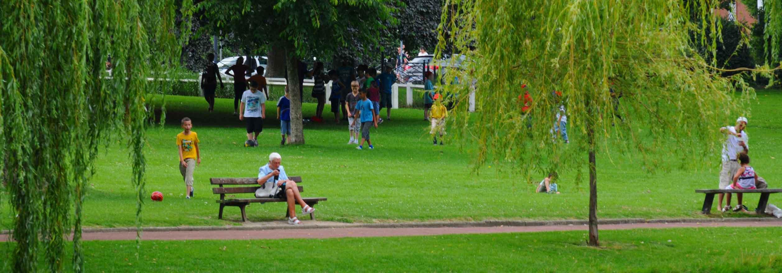 Parcs et jardins visite guid e de tourcoing ma ville tourcoing - Petit jardin de charme tourcoing ...