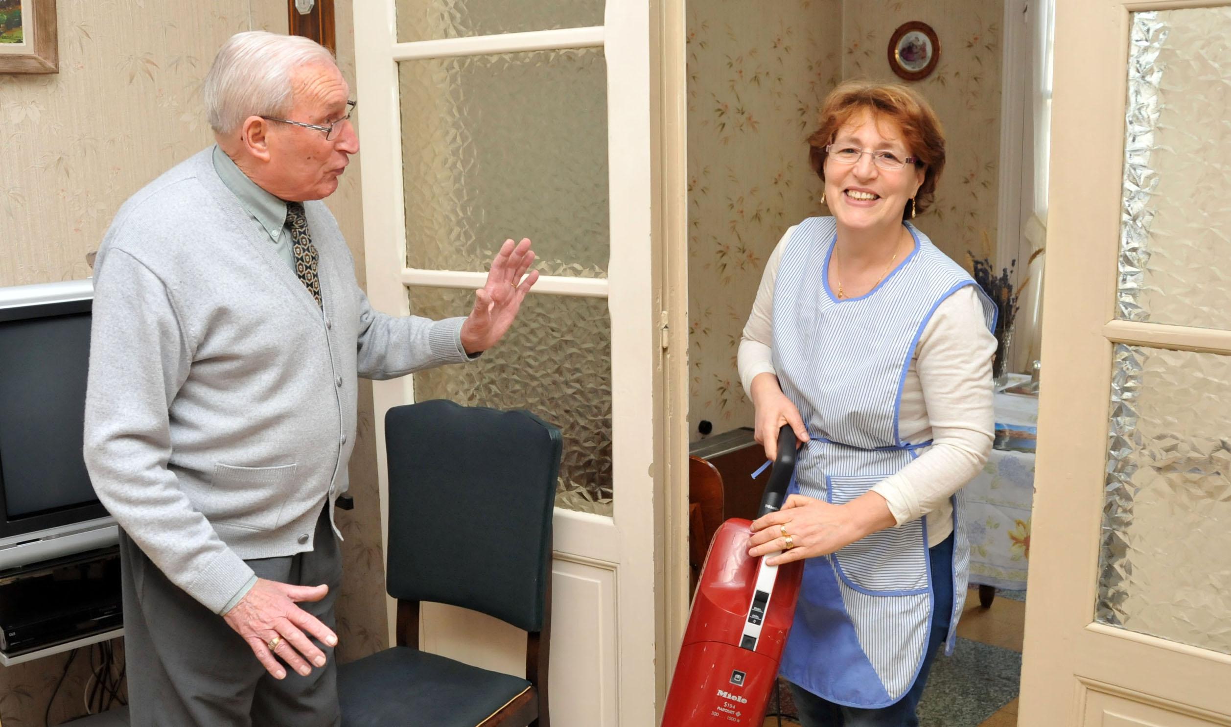 Des services pour faciliter le quotidien / Seniors / Ma vie